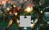 Iron Man Jigsaw Puzzle