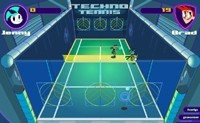 Techno Tennis
